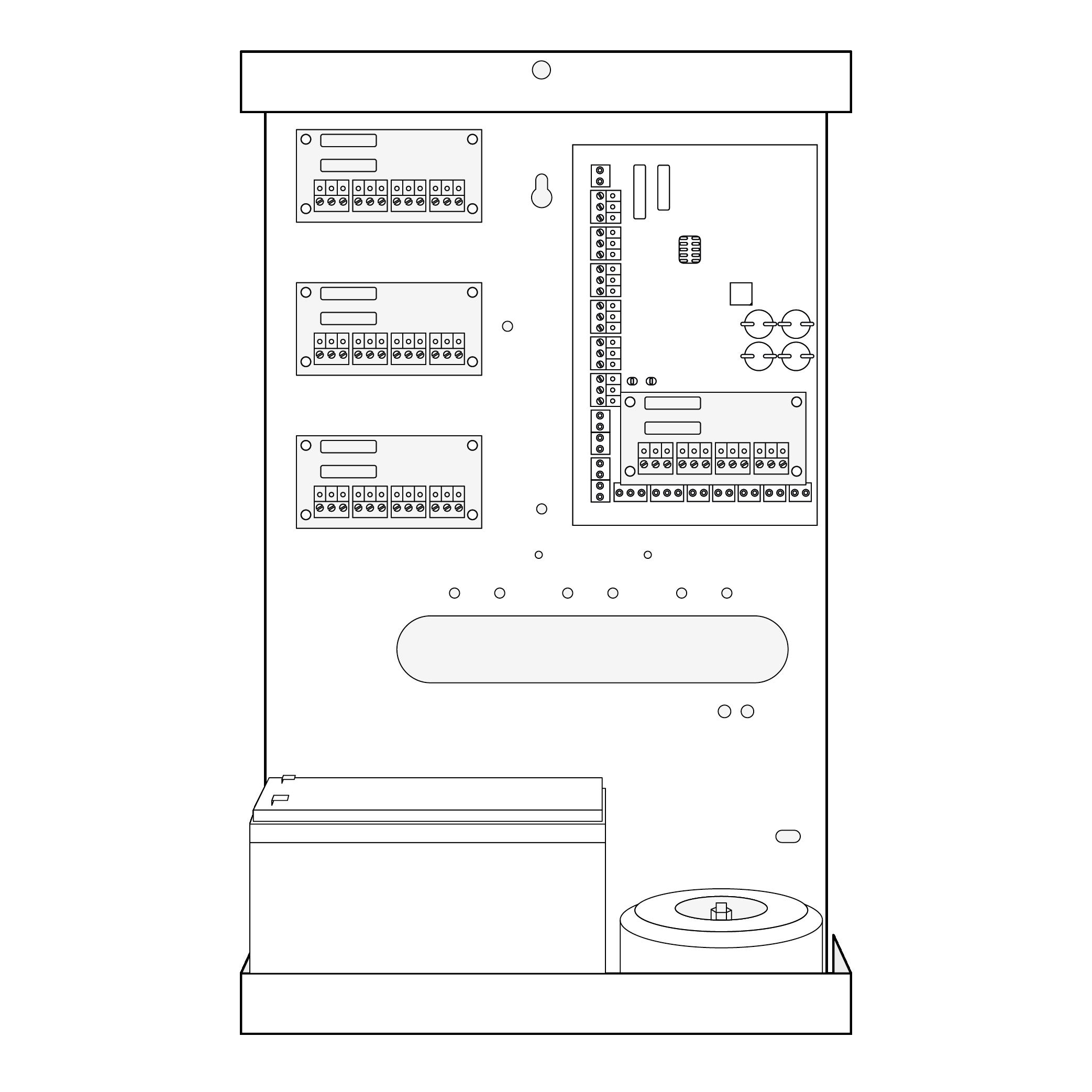 3. IO module + PSU